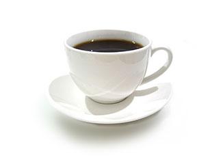 Koffie kopje WebRTB